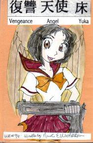 cover of Vengeance Angel Yuka