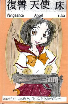 cover of Vengeance Angel Yuka