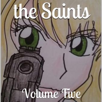 Lucia Vol Five Cover